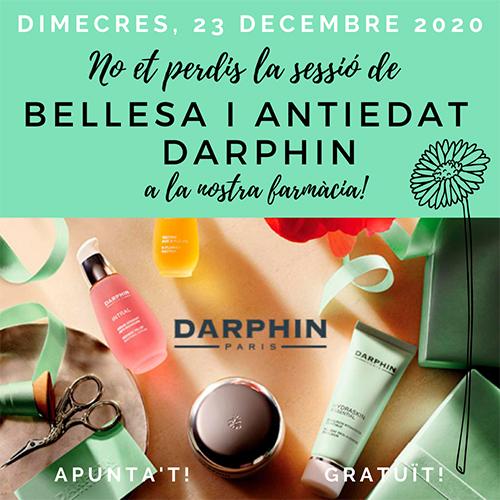 Sessió de bellesa i antiedat a la farmàcia Zamenhof