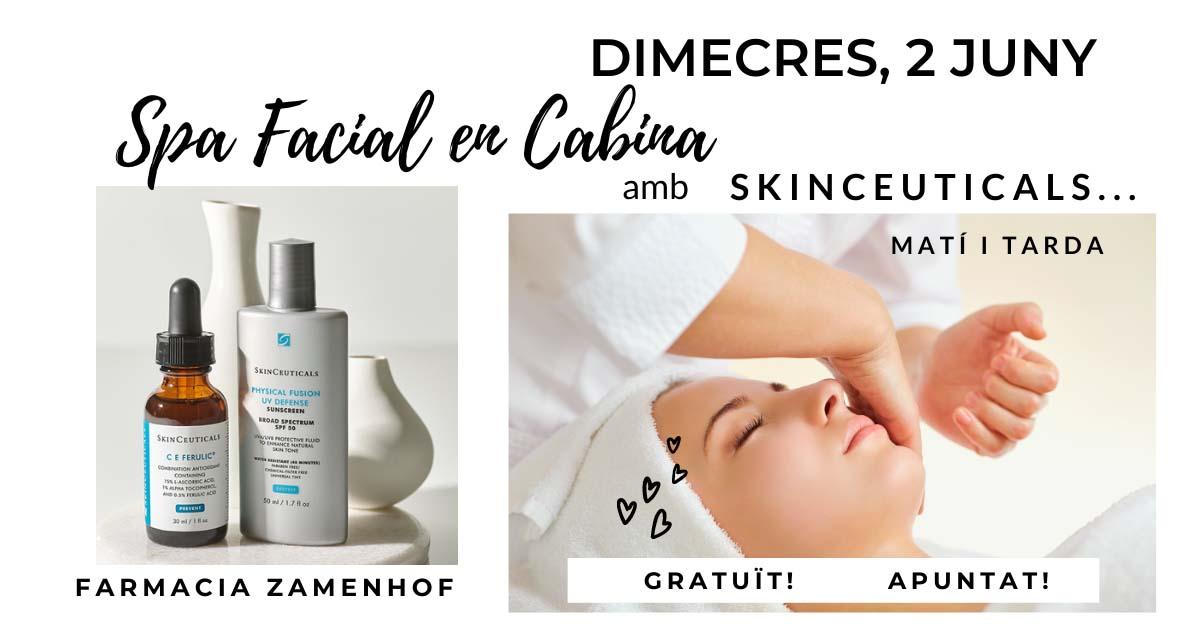 Spa Facial Skinceuticals