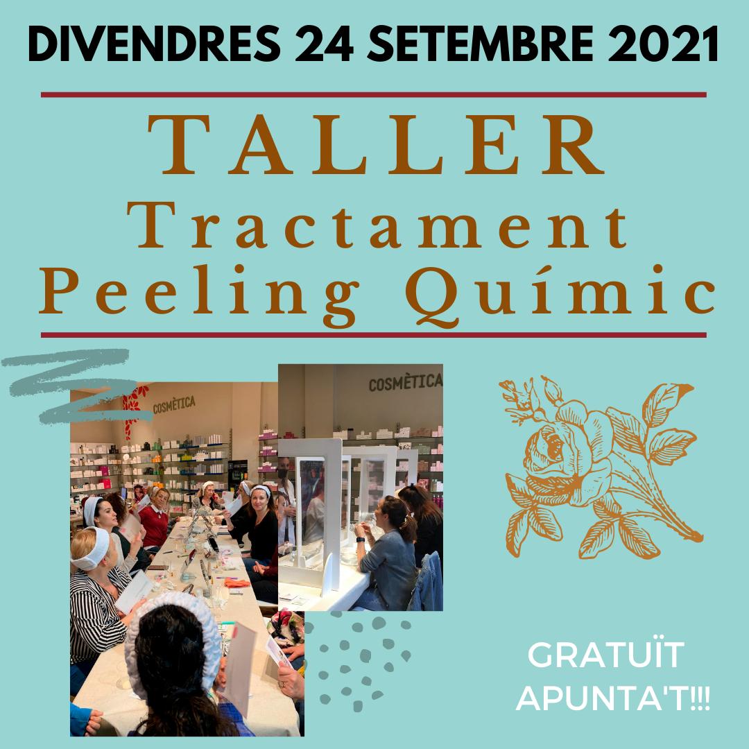 Peeling Químic 24 Sep 2021