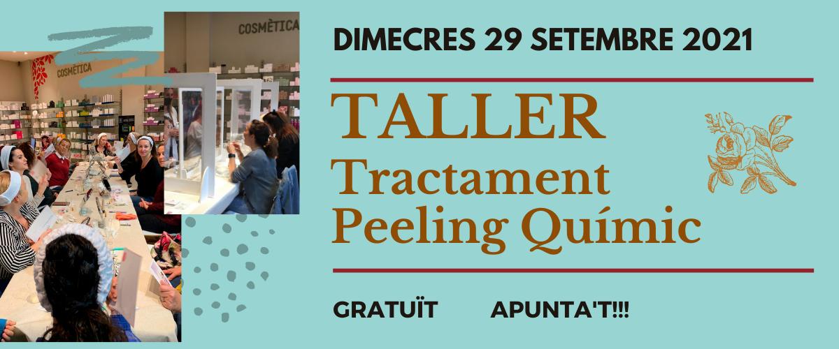 Taller Peeling Químic 29S