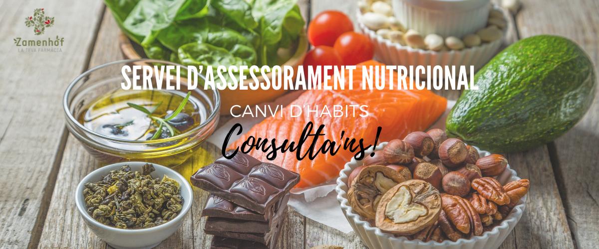 Servei Assessorament Nutricional