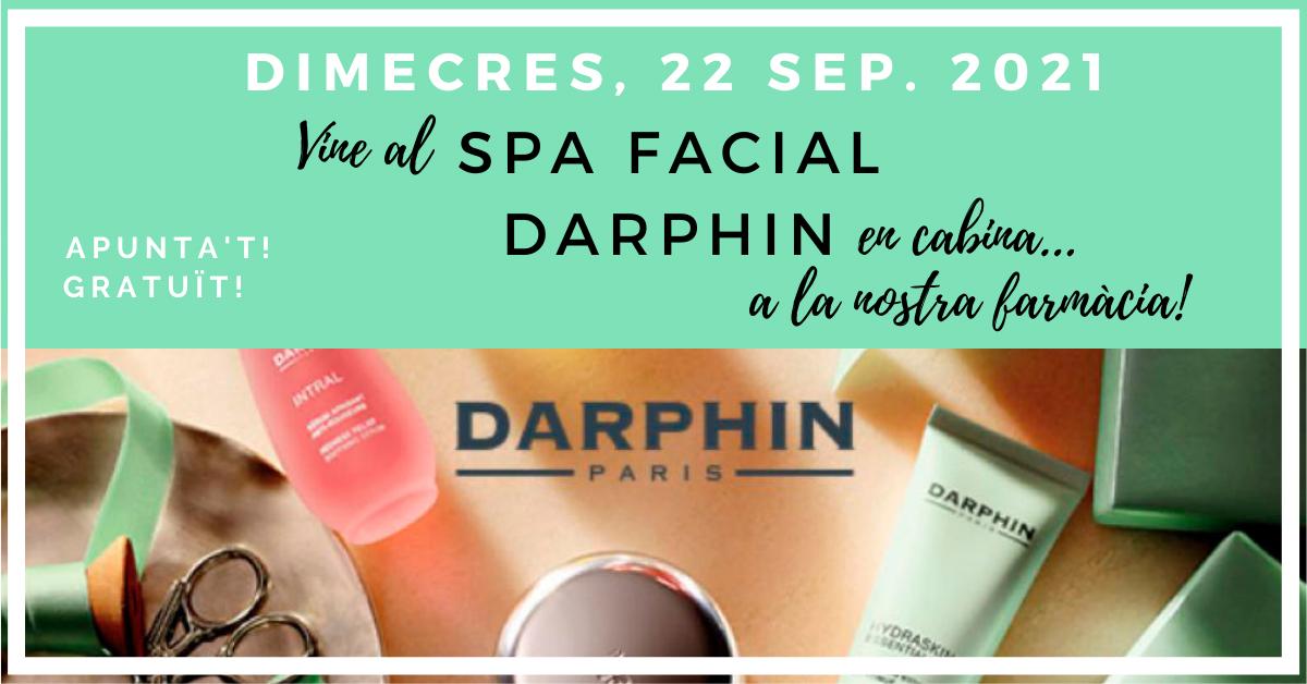 Spa Facial Darphin